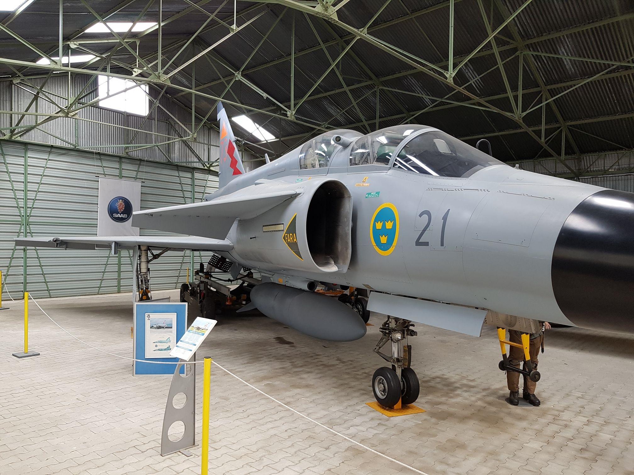 Saab 37 Viggen SKE