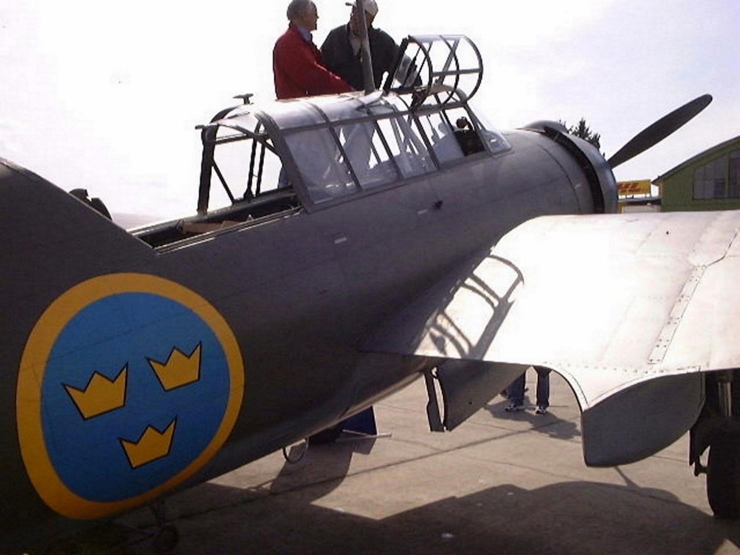 Saab B 17A