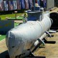 Seehund German Midget Submarine