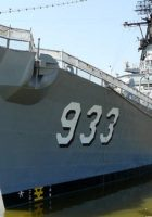 USS Barry Destroyer - Walk Around