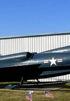 Convair F2Y Sea Dart - Walk Around