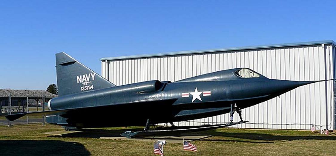 Convair YF-2Y Sea Dart
