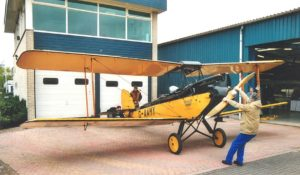 de Havilland DH.60 Moth - Walk Around