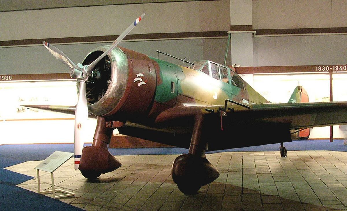 Fokker D. XXI