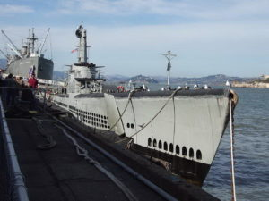 USS Pampanito (SS-383) - Walk Around