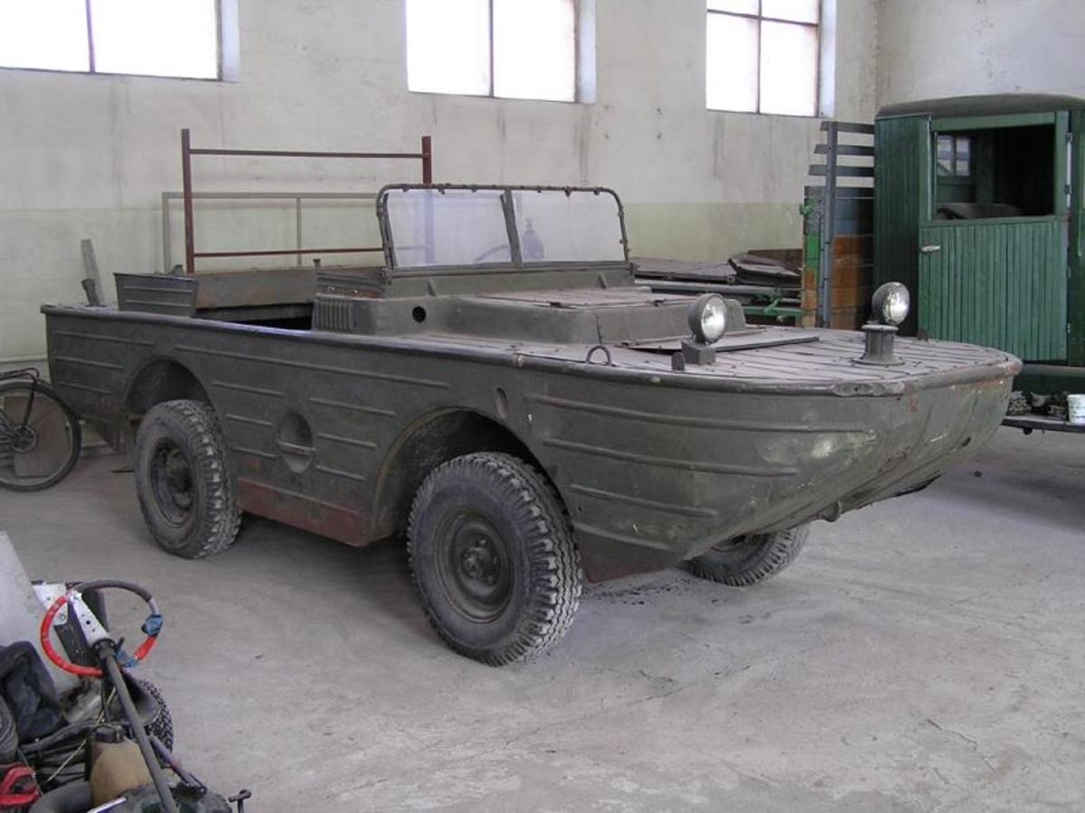 Gaz-46 MAV