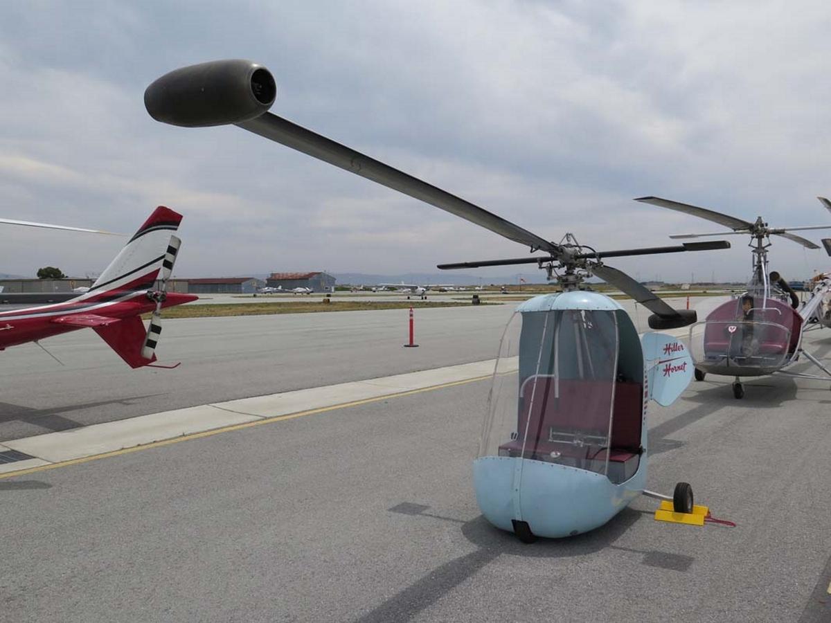 Hiller HJ-1 Darázs