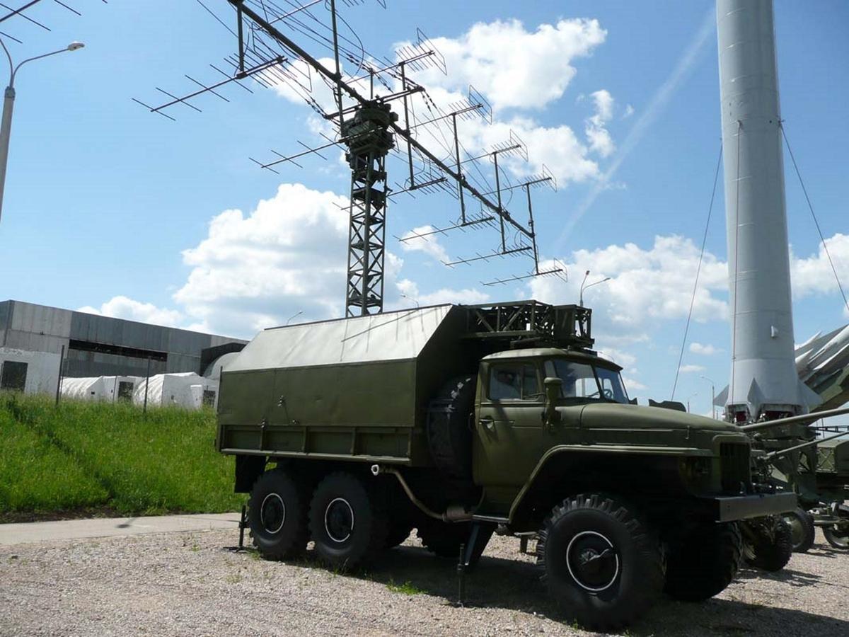 Р-18 Радіолокаційна Станція