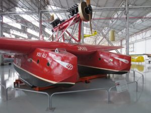 Savoia Marchetti S.55 - Walk Around