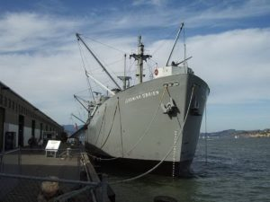 SS Jeremiah O'Brien - Walk Around