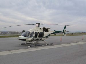 Bell 407 - Walk Around