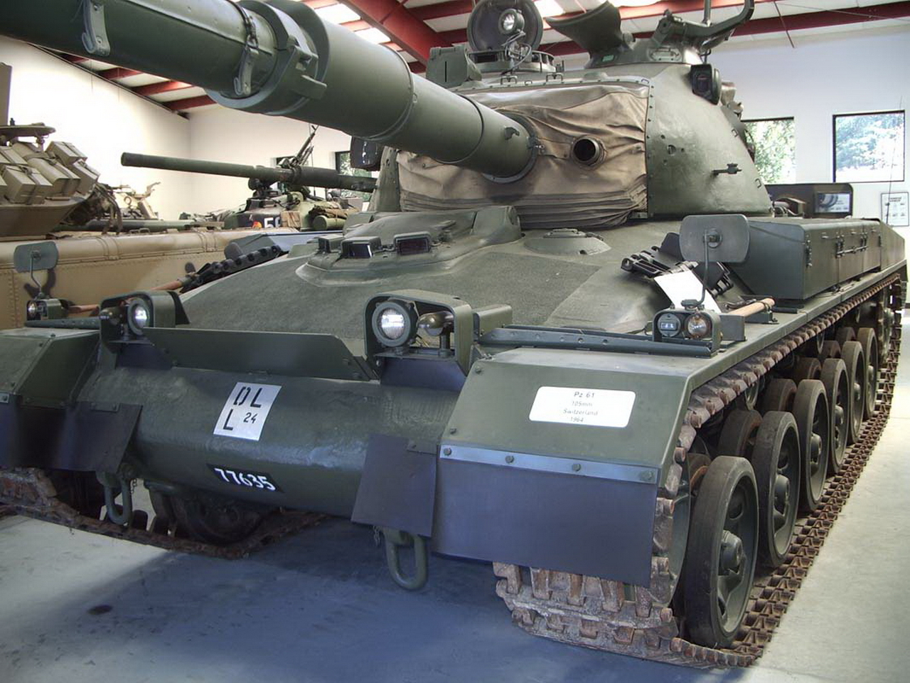 Pz68シリーズ1