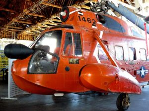 Sikorsky HH-52 Seaguard - Walk Around