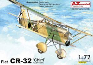 Модел АЗ - AZ7621