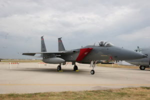 McDonnell Douglas F-15 Eagle - Walk Around
