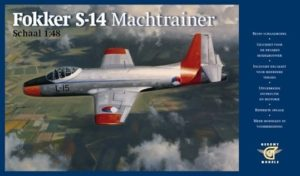 Geromy Models - Fokker S-14