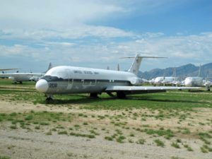 McDonnell Douglas C-9 - Walk Around