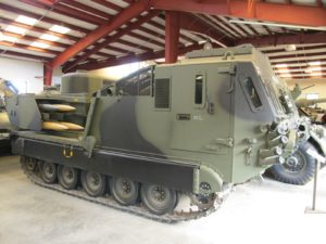 Tracked Rapier RCM748 - Walk Around