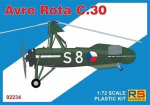 I Modelli RS - 92234