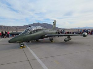 Aermacchi MB-339 - Walk Around