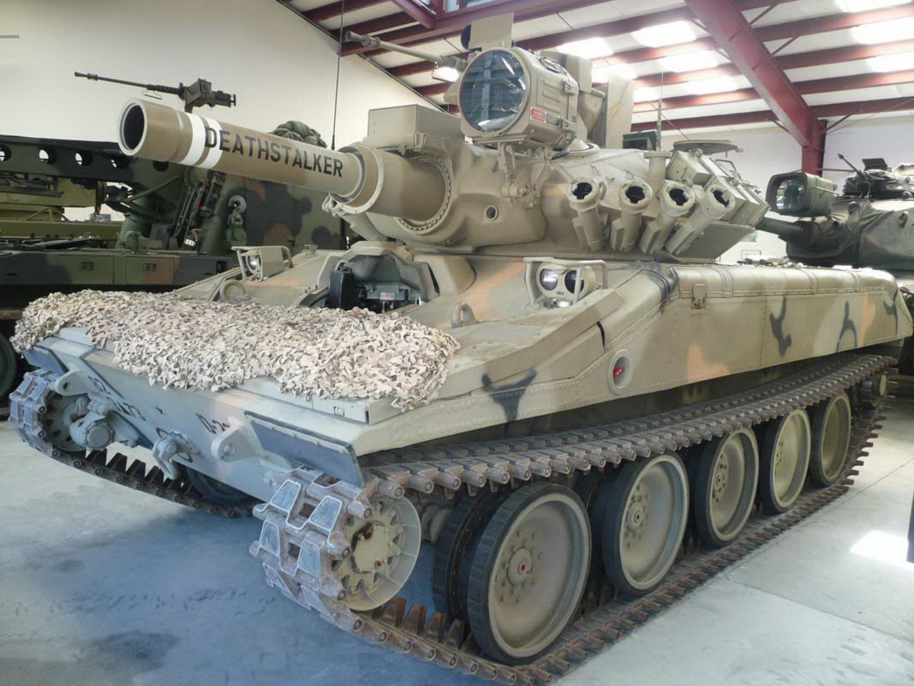 M551 Sheridan - Walk Around