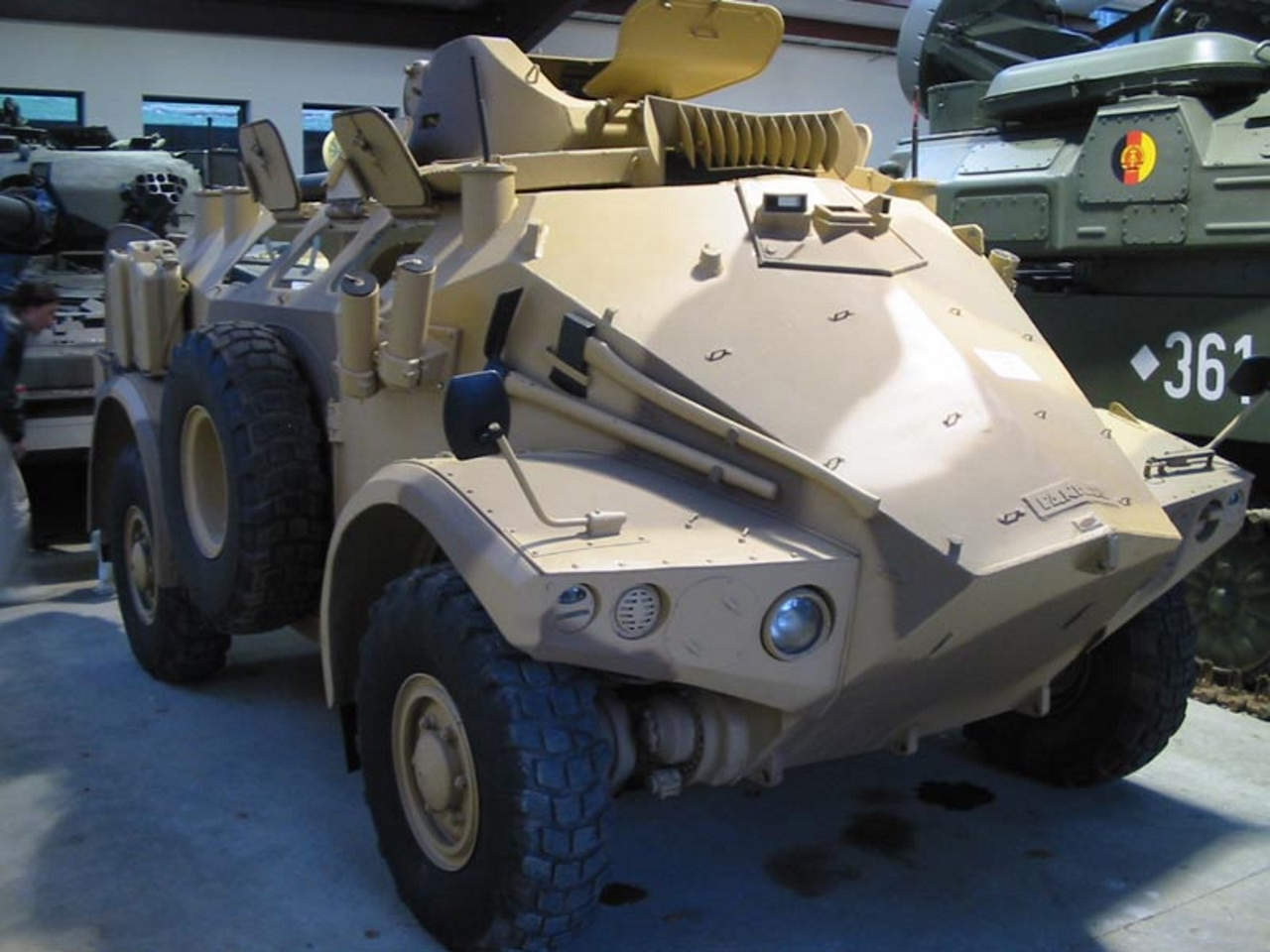 Panhard M3 VTT with TL-2i turret