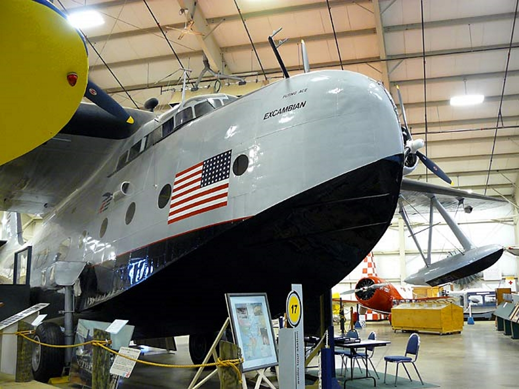 Sikorsky VS-44A Flying Boat Excambian