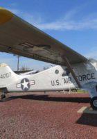 de Havilland Canada DHC-2 - Gå Rundt
