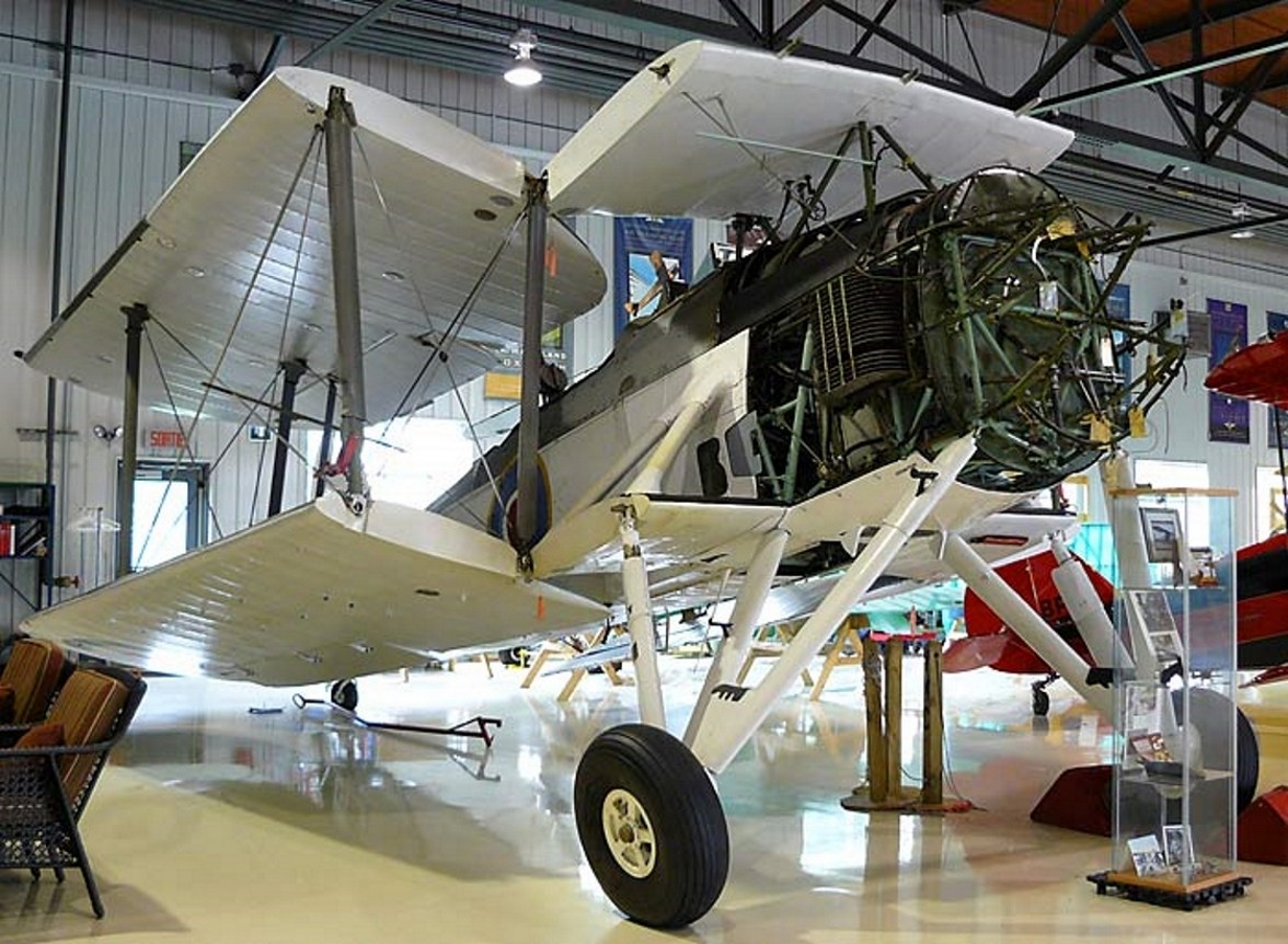 Fairey Swordfish - Walk Around