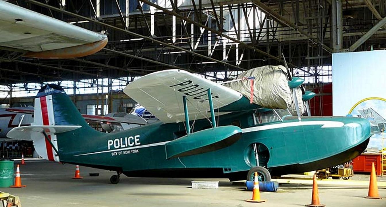 格鲁曼G-21鹅走