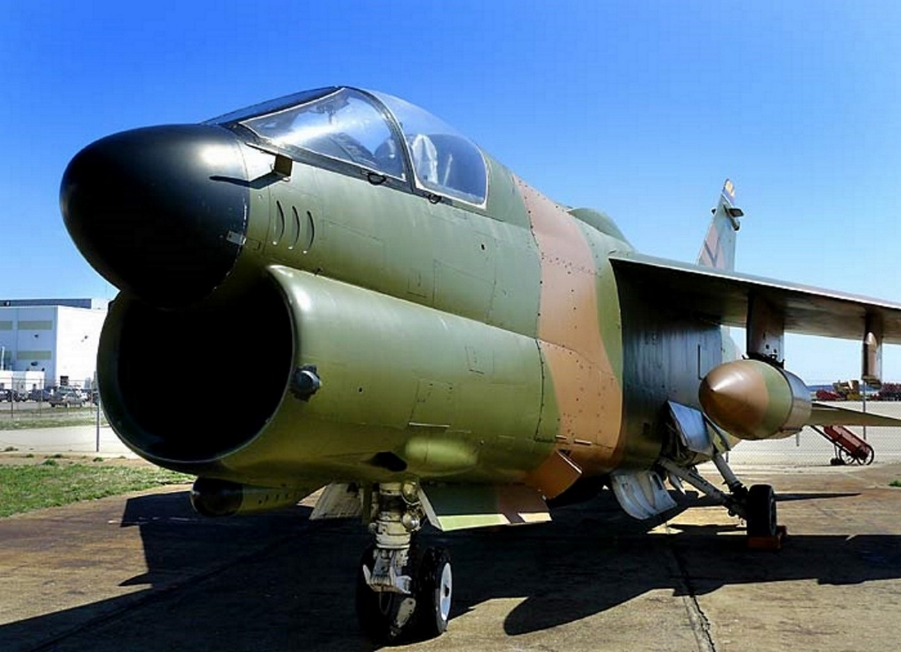 LTV A-7 Corsair II - Walk Around