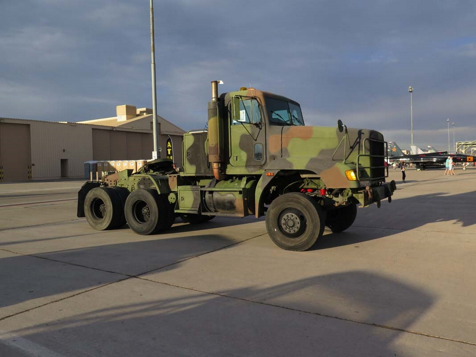 M915 truck - Walk Around