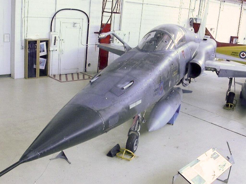 Northrop CF-116 (Canadian F-5)