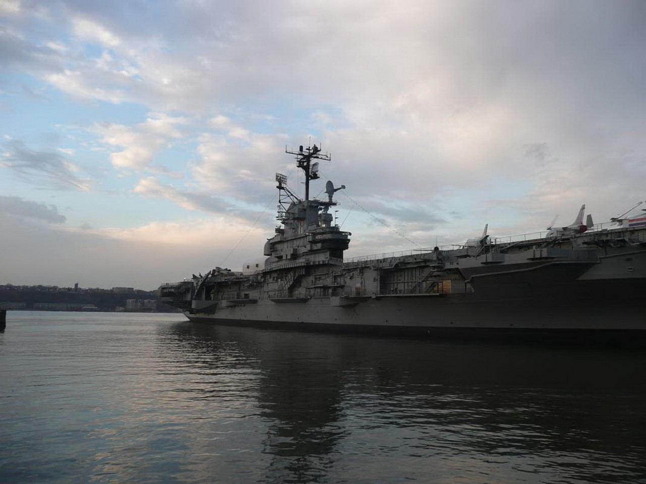 USS Intrepid (CV-11) - Chodiť
