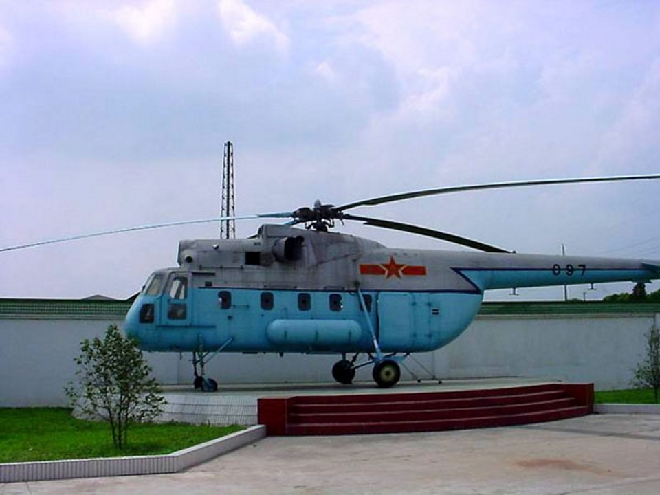 Harbin Z-6-WalkAround