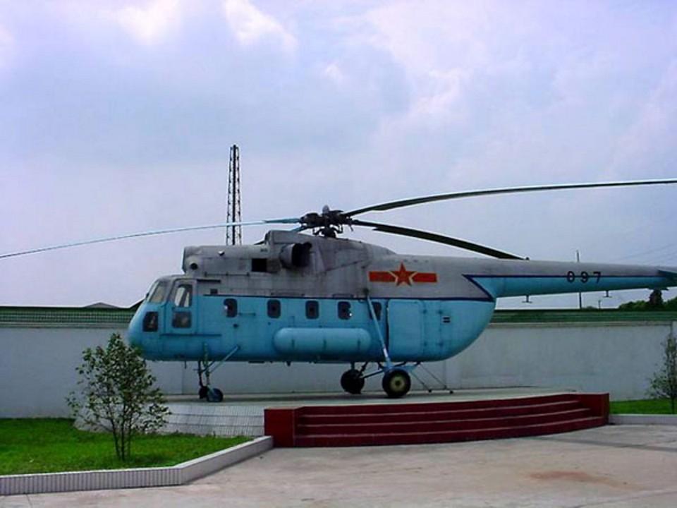Harbin Z-6 - Περιήγηση