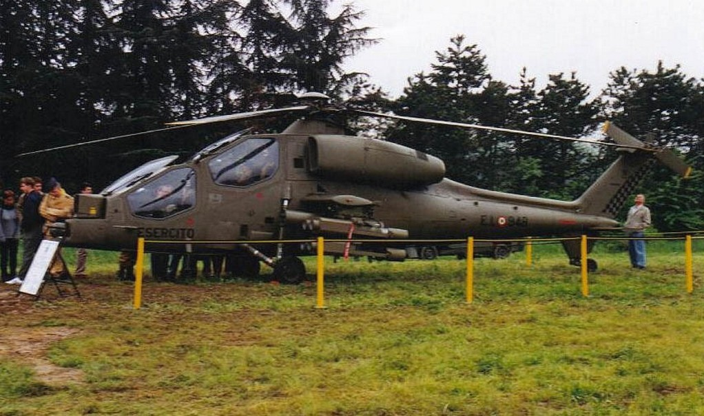 Agusta A129 Mangusta - Omrknout