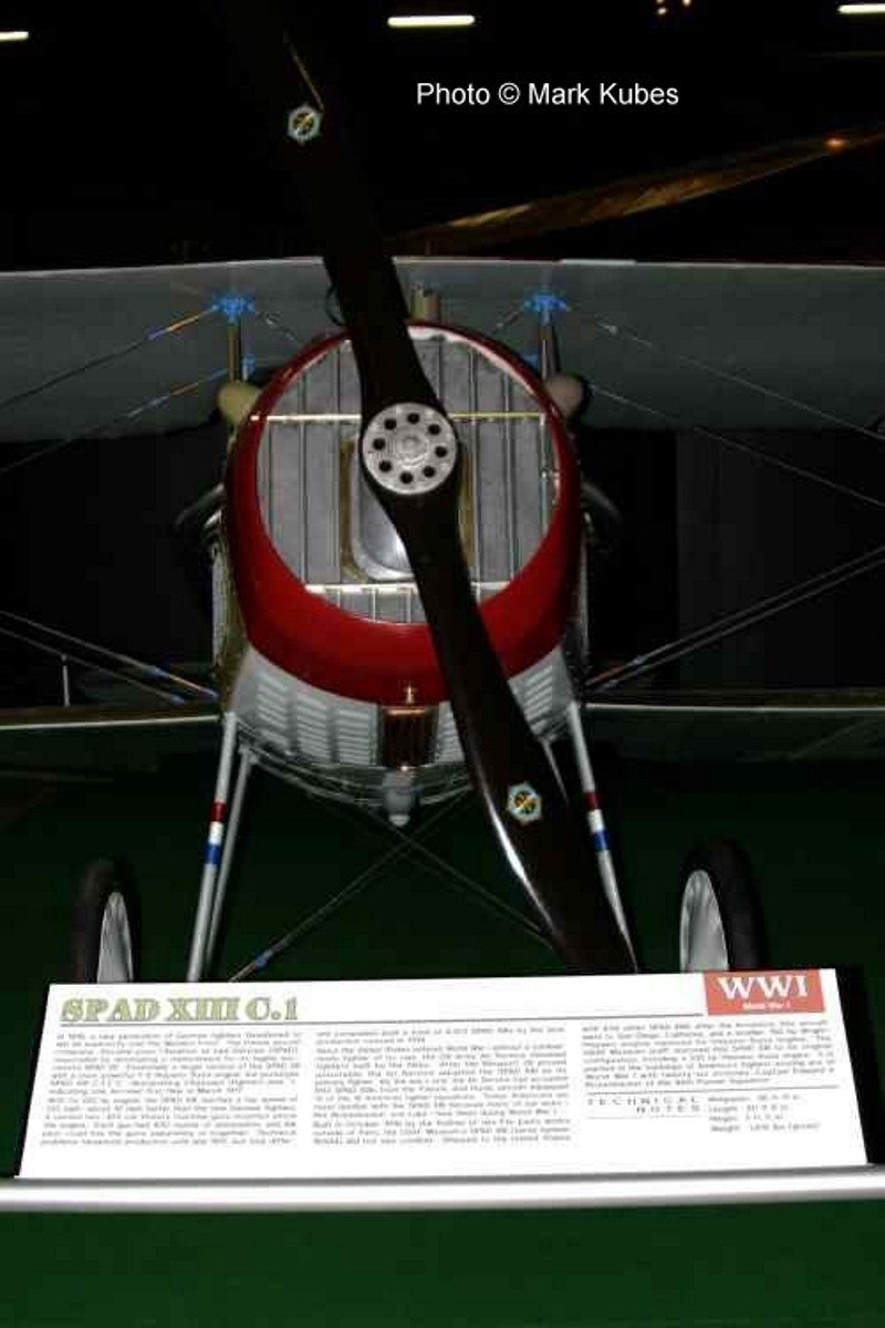 SPAD S.XIII - Walk Around