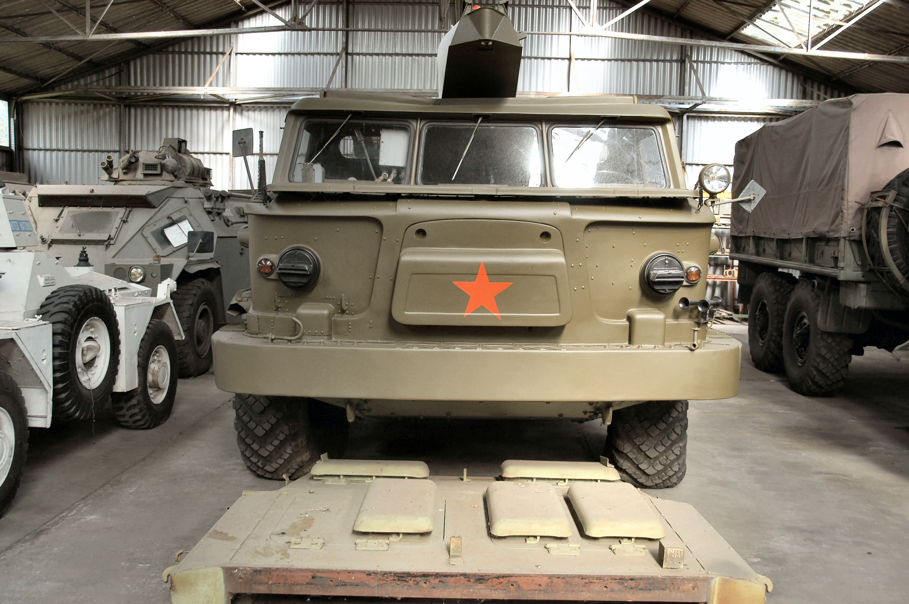 ZIL-135 - Walkaround