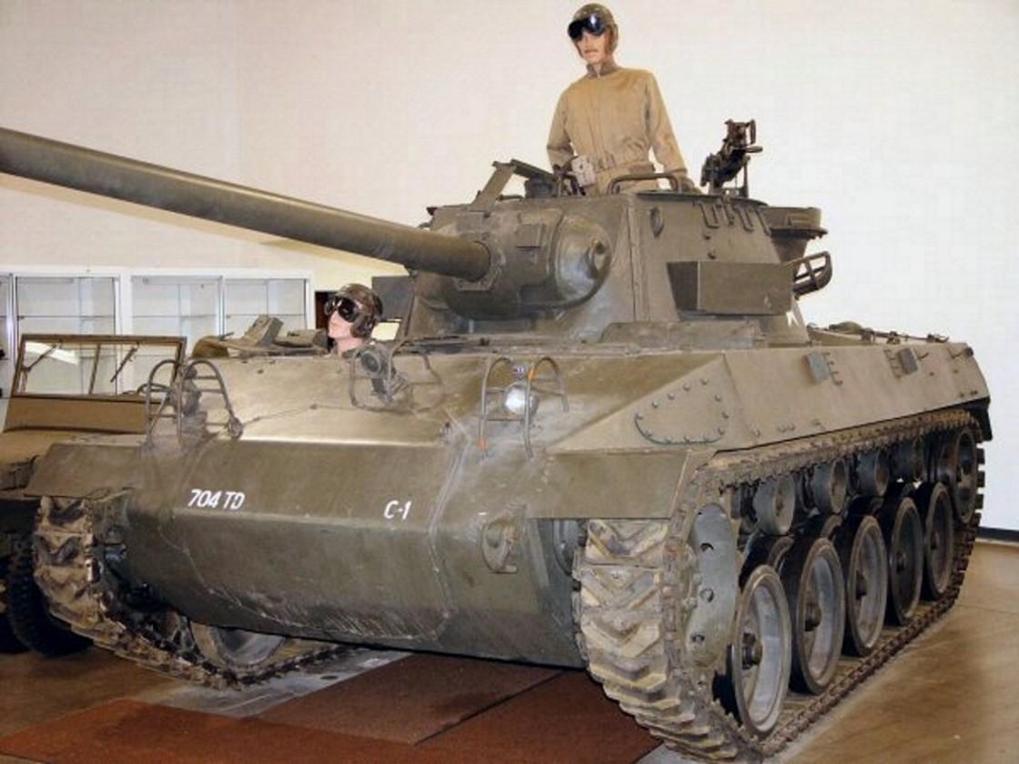 M18 Hellcat - За Замовчуванням
