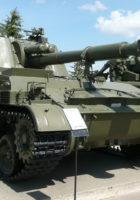 2S3アカーツィヤ152mm自走榴弾砲 - 歩き回ります
