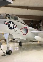 Vought F7U Cutlass - Walk Around