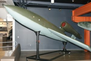 V-1 flying bomb - WalkAround