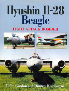 Ilyushin Il-28 Beagle Light Attack Bomber
