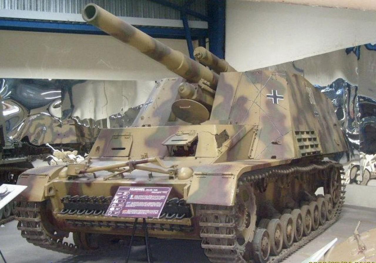 Jagdpanzer Hummel