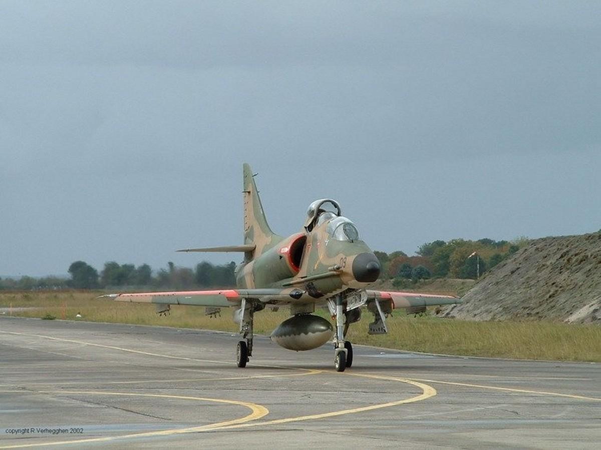 TA-4SU Skyhawk