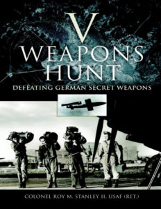 V - weapons hunt defeating German secret weapons