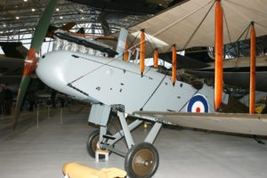 Airco D.h.9 - Walk Around