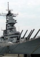 USS Wisconsin (BB-64) - Walkaround