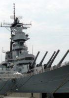USS Wisconsin (BB-64) - walkaround